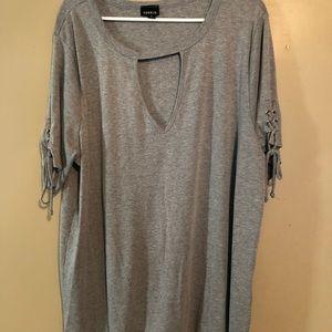 Torrid Shirt. Size 4.